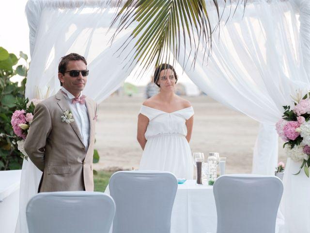 El matrimonio de Andrés y Tatiana en Cartagena, Bolívar 14