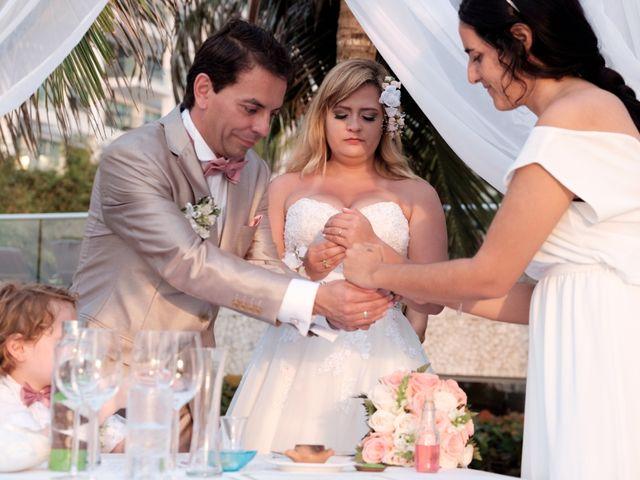 El matrimonio de Andrés y Tatiana en Cartagena, Bolívar 19
