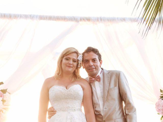 El matrimonio de Andrés y Tatiana en Cartagena, Bolívar 23