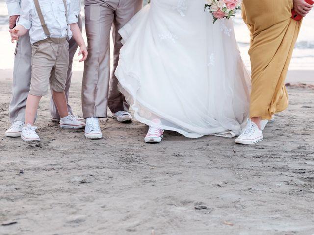 El matrimonio de Andrés y Tatiana en Cartagena, Bolívar 28