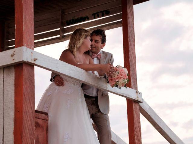 El matrimonio de Andrés y Tatiana en Cartagena, Bolívar 30