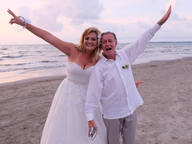 El matrimonio de Andrés y Tatiana en Cartagena, Bolívar 31