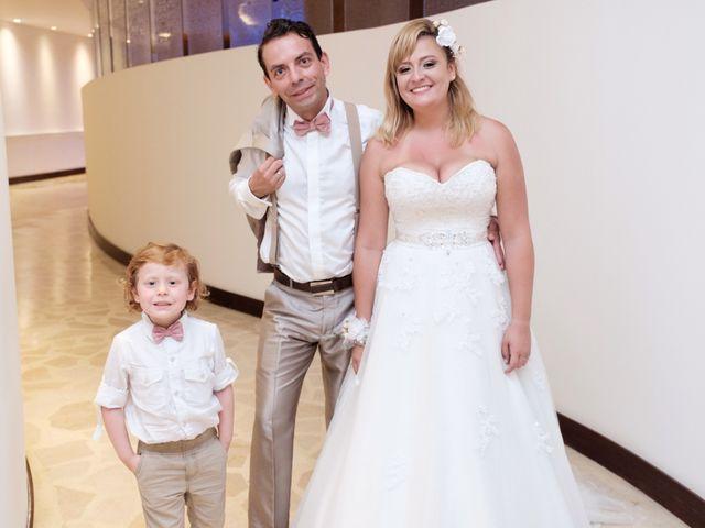 El matrimonio de Andrés y Tatiana en Cartagena, Bolívar 35