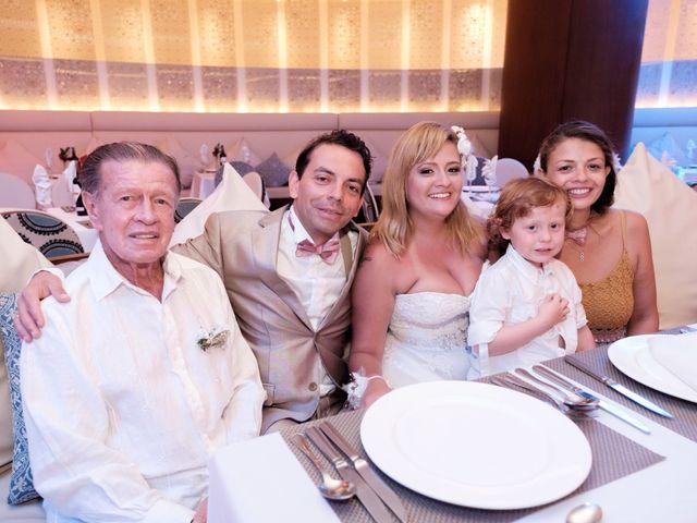 El matrimonio de Andrés y Tatiana en Cartagena, Bolívar 37