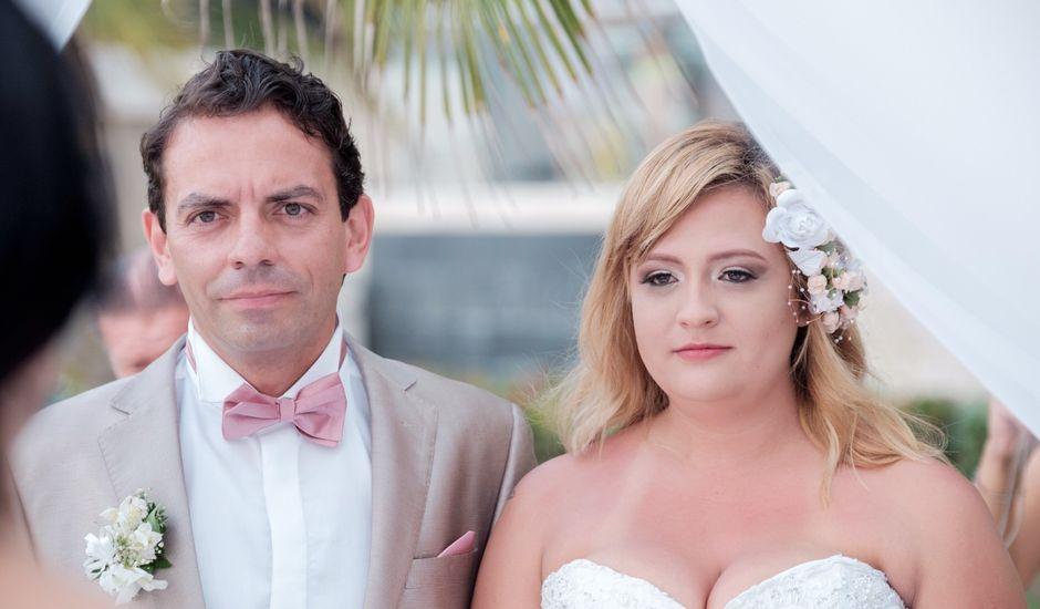El matrimonio de Andrés y Tatiana en Cartagena, Bolívar