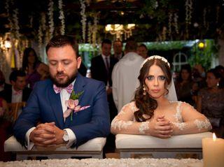 El matrimonio de Plinio y Karelya en Cota, Cundinamarca 3