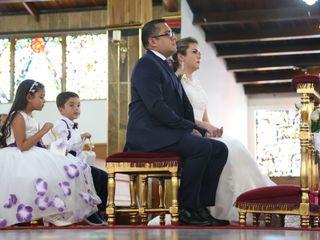 El matrimonio de Wendy y Jaime Andrés 1