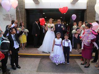 El matrimonio de Wendy y Jaime Andrés 2