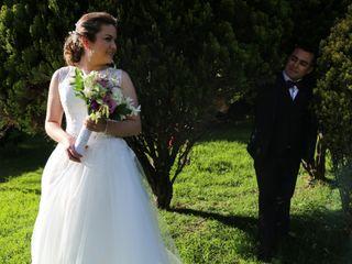 El matrimonio de Wendy y Jaime Andrés 3