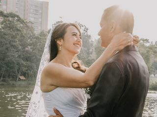 El matrimonio de Janeth y William