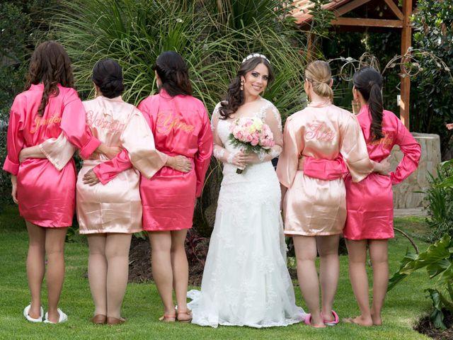 El matrimonio de Plinio y Karelya en Cota, Cundinamarca 2