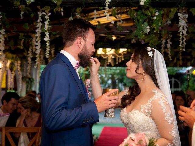 El matrimonio de Plinio y Karelya en Cota, Cundinamarca 15