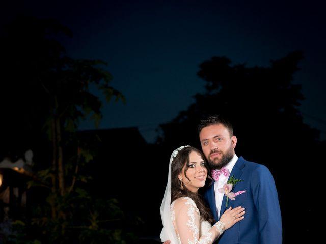 El matrimonio de Plinio y Karelya en Cota, Cundinamarca 24