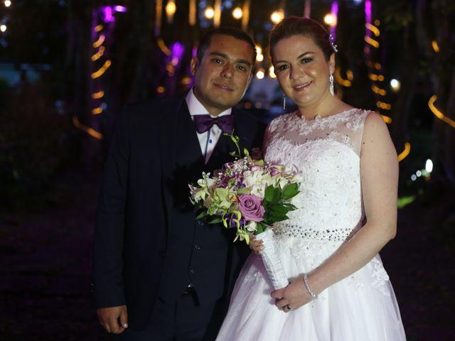 El matrimonio de Wendy y Jaime Andrés