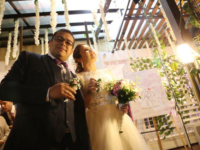 El matrimonio de Jaime Andrés y Wendy en Bogotá, Bogotá DC 2