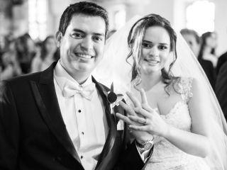 El matrimonio de Patricia y Javier