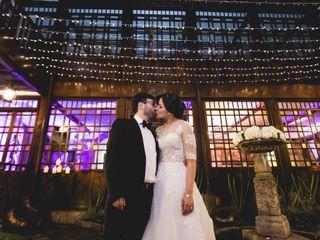 El matrimonio de Claudia y Alejandro 2