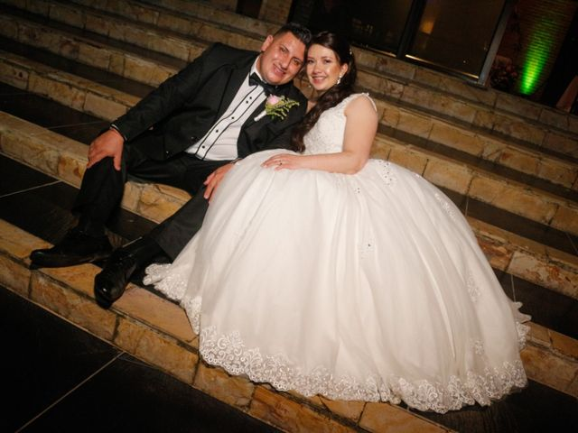 El matrimonio de Fabian y Johana