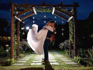 El matrimonio de Heilen  y Luis  1