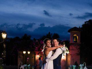 El matrimonio de Heilen  y Luis  2