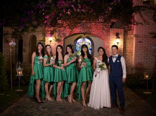 El matrimonio de Heilen  y Luis  3