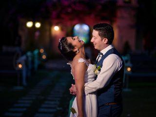 El matrimonio de Heilen  y Luis