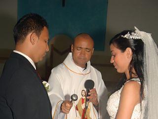 El matrimonio de Joselyn y Keiler 2