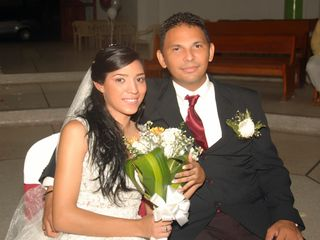 El matrimonio de Joselyn y Keiler