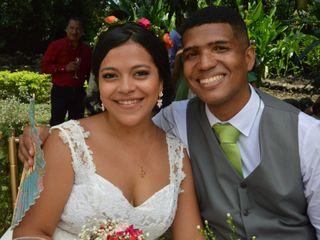 El matrimonio de Laura y José