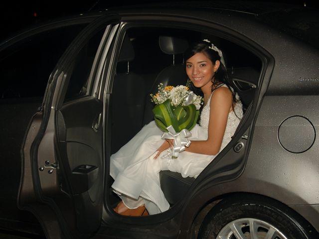 El matrimonio de Keiler y Joselyn en Bosconia, Cesar 3