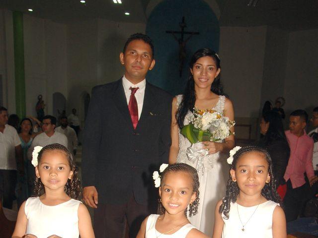 El matrimonio de Keiler y Joselyn en Bosconia, Cesar 6
