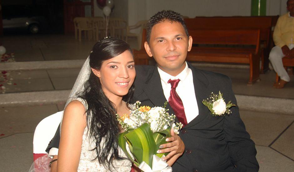 El matrimonio de Keiler y Joselyn en Bosconia, Cesar