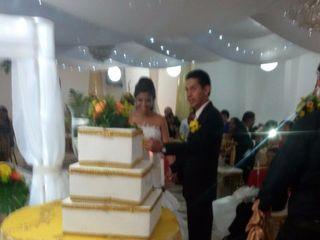 El matrimonio de Cynthia y Jualian 3