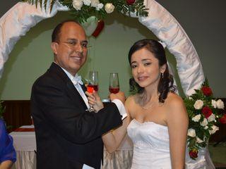 El matrimonio de Bredith Liliana y Jaime Alexander