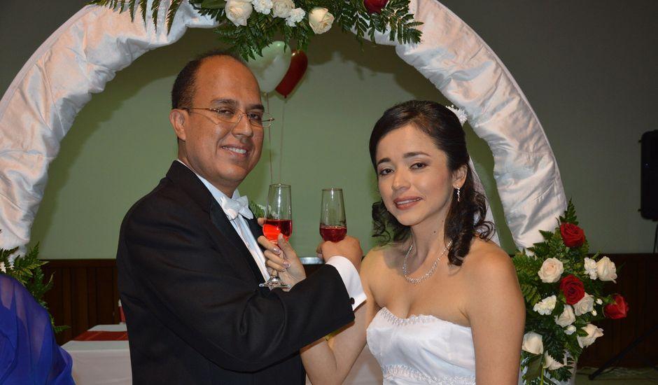 El matrimonio de Jaime Alexander y Bredith Liliana en Bogotá, Bogotá DC