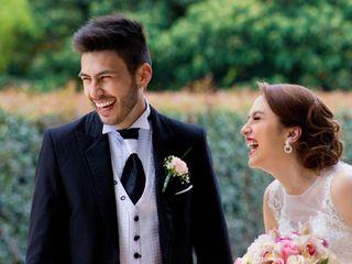 El matrimonio de Paola y Hugo
