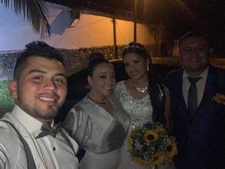 El matrimonio de Sol gutierrez y Mauricio alvarado 1