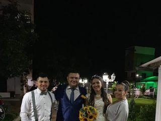 El matrimonio de Sol gutierrez y Mauricio alvarado 2
