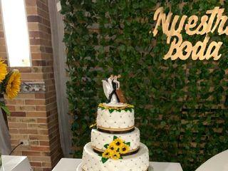 El matrimonio de Sol gutierrez y Mauricio alvarado 3