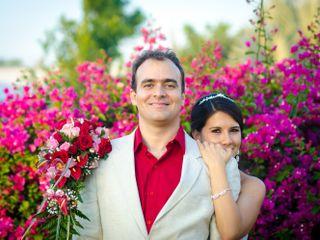 El matrimonio de Diana y Sebastián