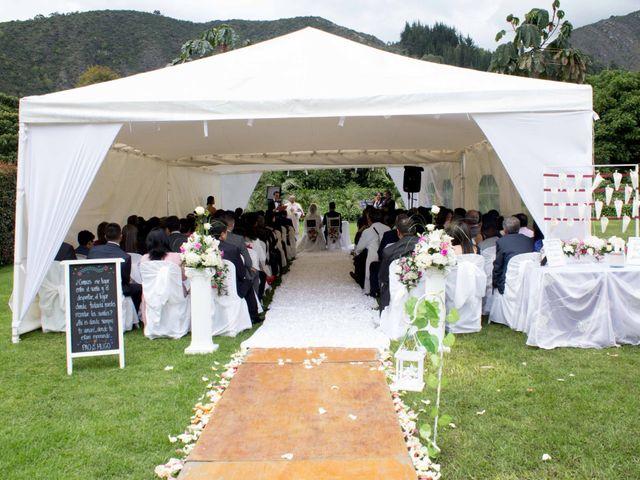 El matrimonio de Hugo y Paola en Cota, Cundinamarca 9