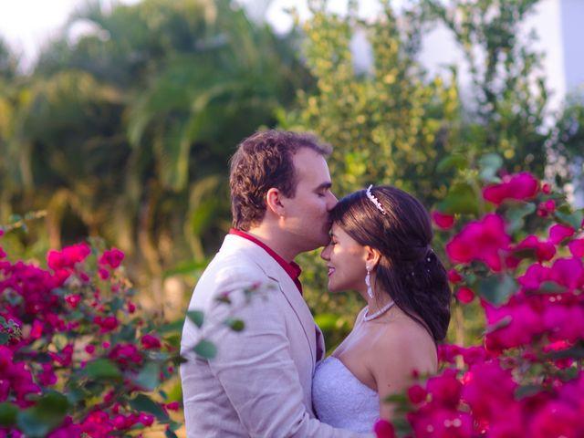 El matrimonio de Sebastián y Diana en Cali, Valle del Cauca 1