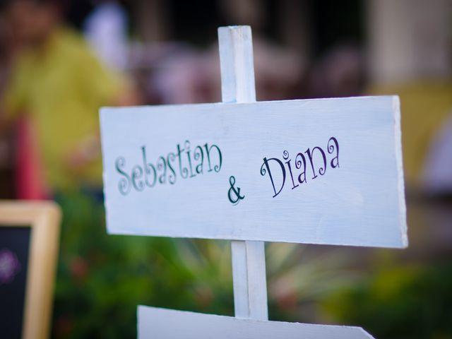 El matrimonio de Sebastián y Diana en Cali, Valle del Cauca 22