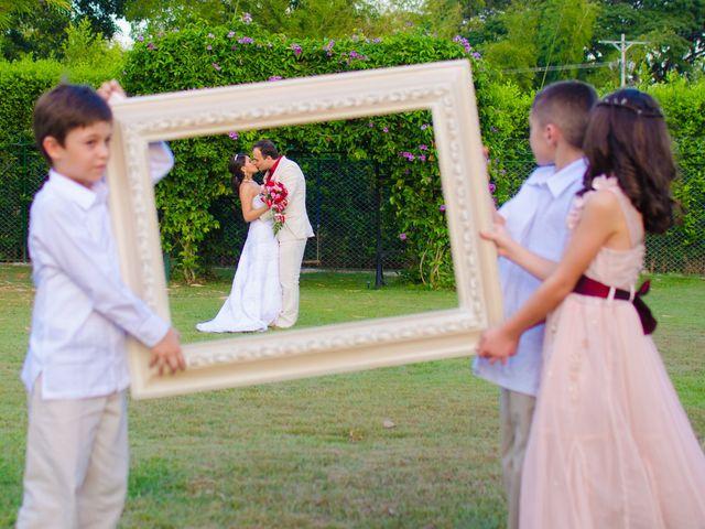 El matrimonio de Sebastián y Diana en Cali, Valle del Cauca 25