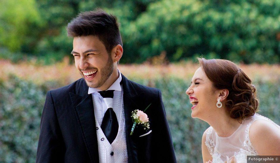 El matrimonio de Hugo y Paola en Cota, Cundinamarca