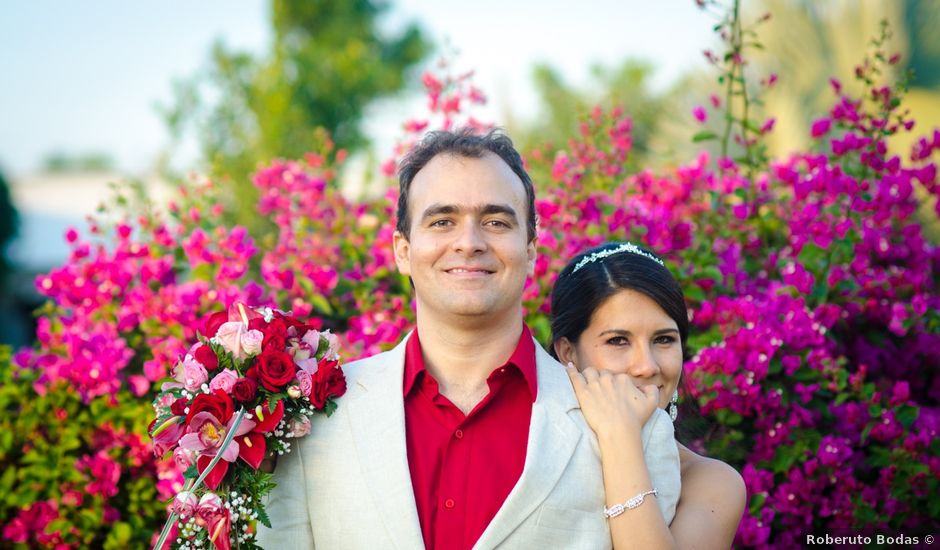 El matrimonio de Sebastián y Diana en Cali, Valle del Cauca