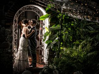 El matrimonio de Andrés y Nasly