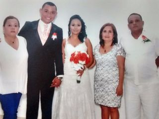 El matrimonio de Karoll y Jaison 3