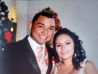 El matrimonio de Karoll y Jaison