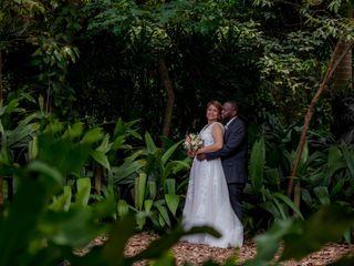 El matrimonio de Yuliana y Juan 1